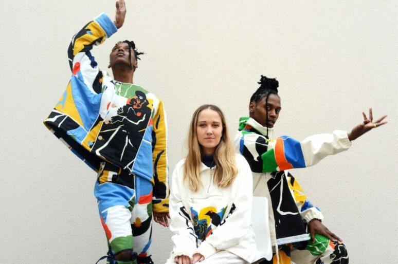 Бетани Уильямс победила в конкурсе Vogue Британского совета моды