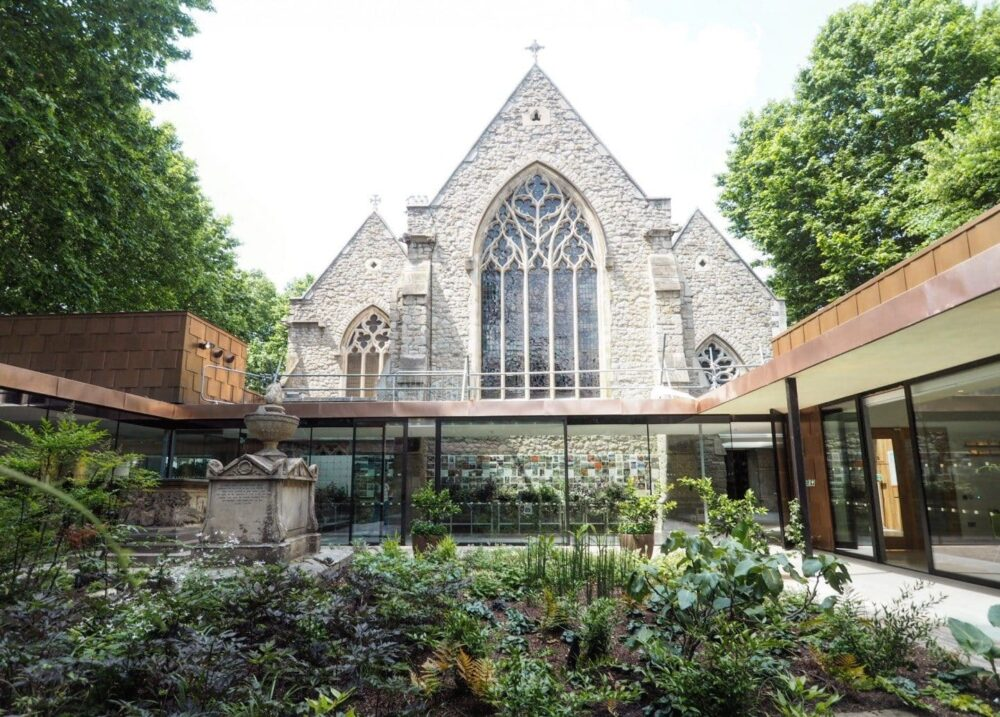 London Garden Museum