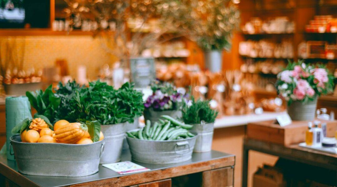 Семь фермерских рынков Лондона