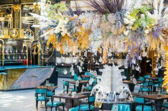 Эксклюзивный поп-ап ресторан в Savoy Court принимает гостей до 21 июня