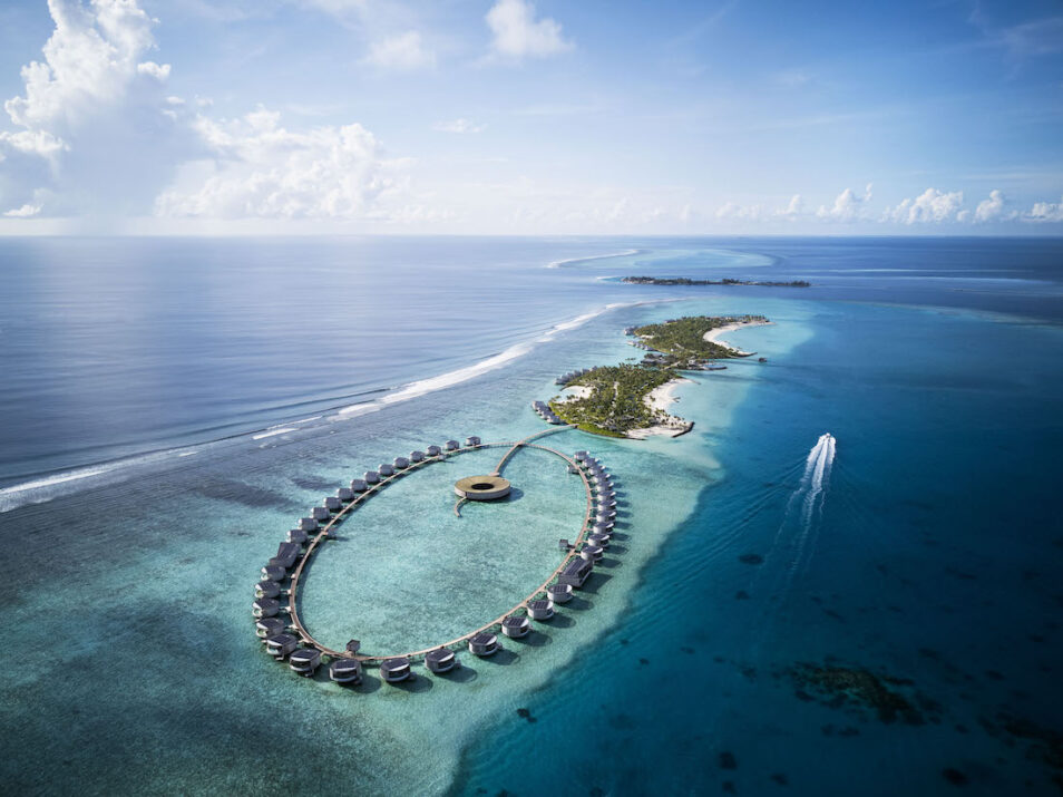 The Ritz Carlton Maldives