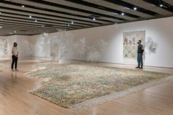 В галерее Хейворд проходит выставка Игшана Адамса