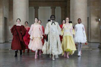 В субботу, 12 июня, стартует Лондонская неделя моды