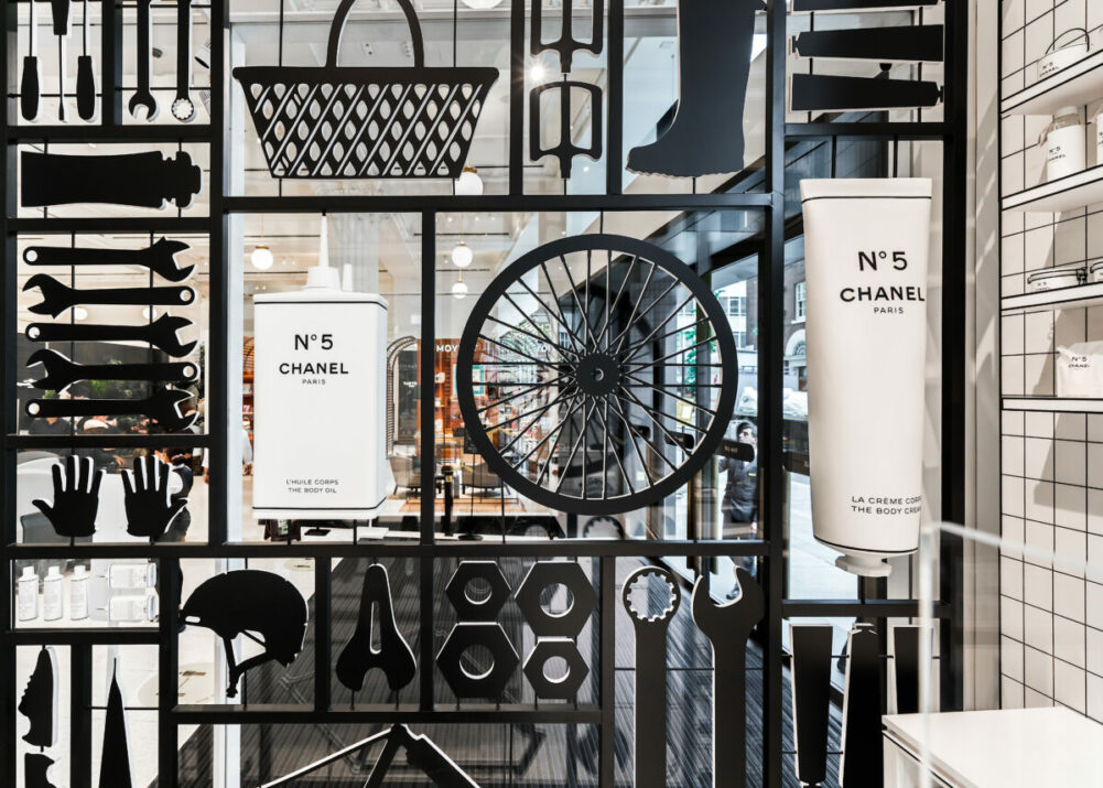 Chanel The Corner Shop Selfridges