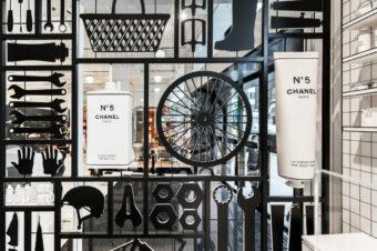 Chanel Factory 5 открылась в лондонском Selfridges