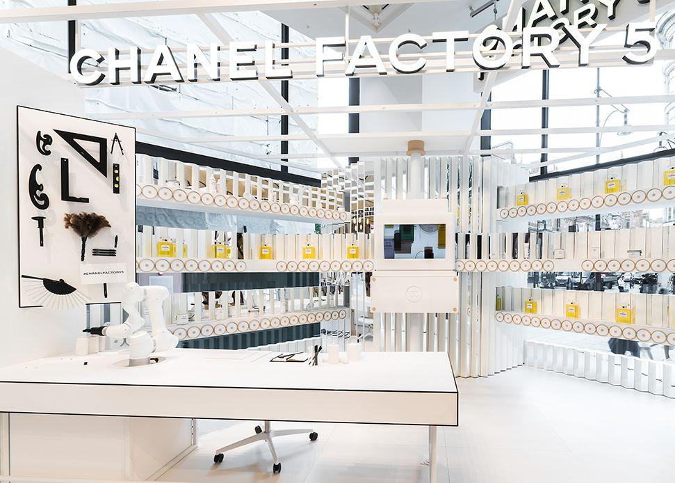 Chanel Corner Shop Selfridges