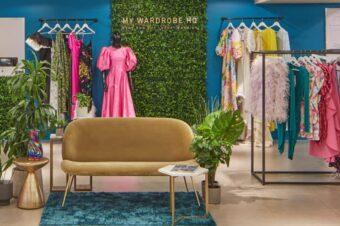 Универмаг Harrods запускает услугу проката модной одежды