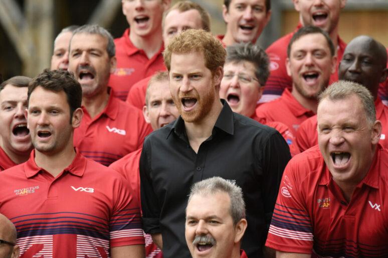 Как королевская семья укрепляет психическое здоровье британцев