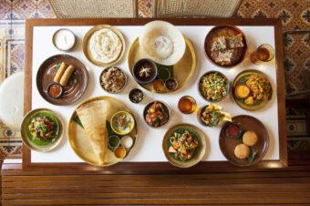Продлить лето: пять ресторанов с национальной кухней