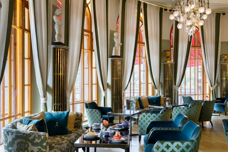 Rotonda Lounge Hotel Astoria