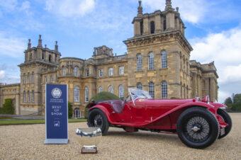 Во дворце Бленхейм 1 сентября начнется Salon Privé Classic & Supercar