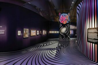 Выставка об Алисе в Стране чудес станет документальным фильмом