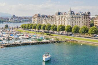 В Женеве открылся фешенебельный отель The Woodward