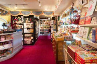 Рекомендуем: лучшие магазины игрушек Лондона