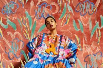 Бренд одежды RIANNA + NINA представил новую коллекцию