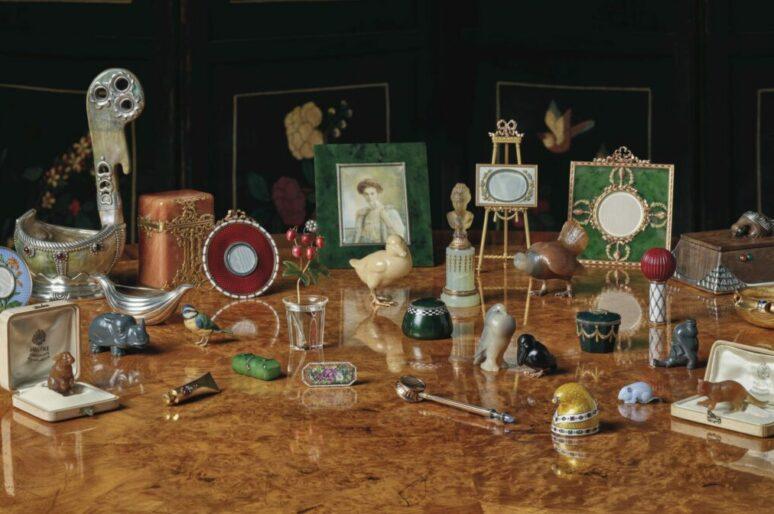 Знаменитая коллекция Фаберже Гарри Вульфа будет выставлена на аукцион Christie's